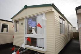 Static Caravan Isle of Sheppey Kent 3 Bedrooms 8 Berth Atlas Everglade 2008