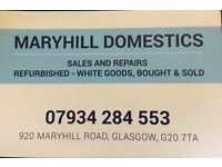 White good sales and repairs