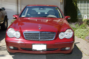2001 Mercedes-Benz C-Class Classic Sedan