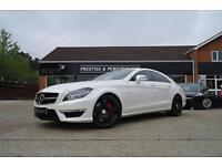 2013 Mercedes Benz CLS CLS 63 4dr Tip Auto 4 door Coupe