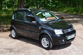 2005 FIAT PANDA 1.2 4x4 5door ONLY 28,000 MILES ONE OWNER