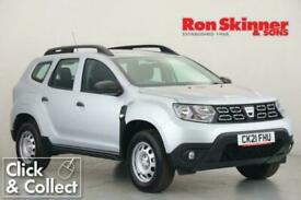 image for 2021 Dacia Duster 1.0 ESSENTIAL TCE 5d 100 BHP Hatchback Manual