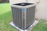 Rent To Own High Efficiency York Furnace and Air Conditioner
