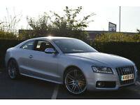 Audi S5 4.2 FSI ( 354ps ) 3d Tiptronic 2009MY quattro