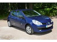 2006 RENAULT CLIO 1.2 16V Expression 5dr ONLY 31,000 MILES