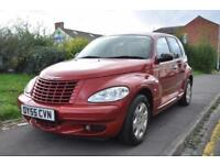 Chrysler PT Cruiser 2.2 CRD Nintendo DS Classic 5dr ( part service history)