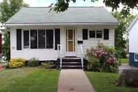 Well maintained renovated North End, one bedroom home