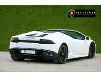 2017 Lamborghini Huracan LP 580-2 2dr LDF Automatic Petrol Coupe