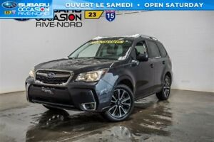 Subaru Forester XT Touring TOIT.PANO+MAGS+SIEGES.CHAUFFANTS 2018