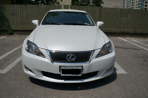 2010 Lexus IS Sedan