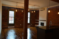 Two Bedroom Loft in the Urban Warehouse on Princess