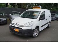 CITROEN BERLINGO 625 ENTERPRISE L1 HDI White Manual Diesel, 2015