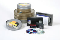 TRANSFER VHS/ VIDEO 8/FILM TO DVD/CD HARD DRIVE AND USB KEY
