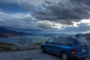 2002 Ford Windstar Campervan in good condition - avail July 1st