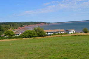 Waterfront building lot located in Soley Cove Rd, Economy NS