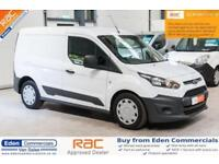 2014 14 FORD TRANSIT CONNECT 1.6 200 ECONETIC P/V 94 BHP DIESEL PANEL VAN SWB
