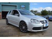 2007 VOLKSWAGEN GOLF R32.LOW MILES 59K,FINANCE AVAILABLE