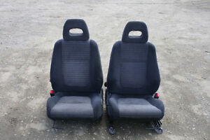 ACURA INTEGRA GS (DC2) OEM FRONT SEATS (1994-2001)