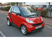 Smart Fortwo 999cc 1 Lady Owner Semi-Auto Perfect Condition