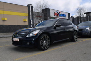 Infiniti G37 XS NO ACCIDENTS  fully loaded