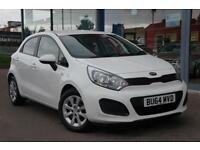 2014 KIA RIO 1.1 CRDi 1 EcoDynamics IDEAL FIRST CAR GBP0 TAX