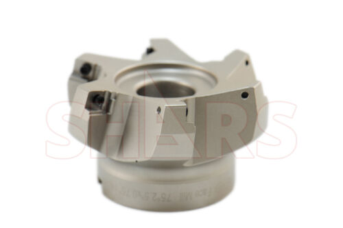"""Stop Throwing Away Used APKT 1003 2.5"""" 75° Indexable Face Mill save $164.93 S["""