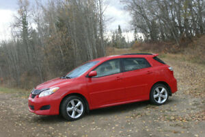 2009 Toyota Matrix XR AWD
