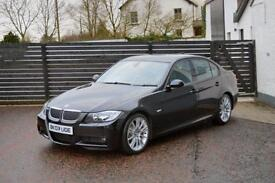 2007 E90 BMW 335D M SPORT SALOON FULL BMW SERVICE HISTORY LOW RATE FINANCE