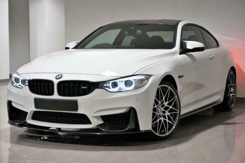 2016 White Bmw M4 3 0 444bhp Competition Pack M Dct In Blackburn Lancashire Gumtree