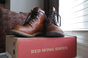 Red Wing Boots 9.5US