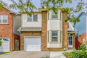 3 Bedroom Detached Home at Mississauga/Brampton Border