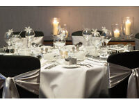 Napkin Hire Glass Hire Plate Hire Wedding Crockery London Catering Service Reception Venue Stlying