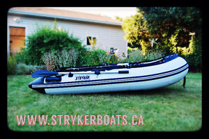8' Inflatable Boat STRYKER RANGER LX 250