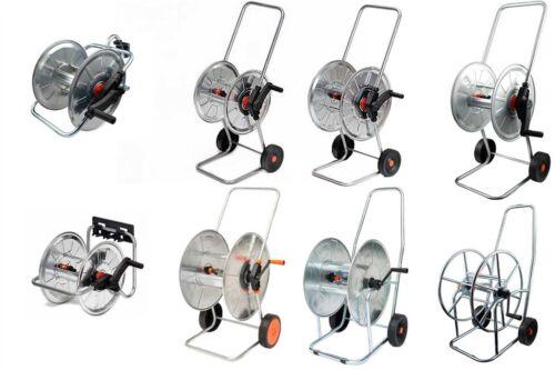 Schlauchtrommel Schlauchwagen Stahlrohr/Stahlblech verzinkt Agrati