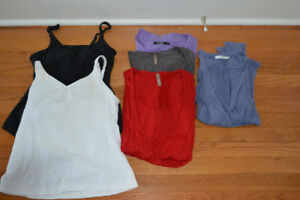 Nursing/maternity tops