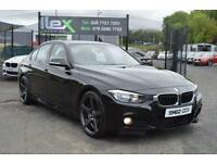 2012 62 BMW 3 SERIES 2.0 320D M SPORT 4D 181 BHP****M PERFORMANCE KITTED**** DI