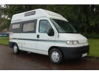 Swift Suntor 350 2 Berth Diesel Hi-Top Campervan with kitchen, washroom