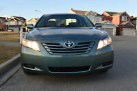 Low mileage2007 Toyota Camry Sedan in immaculate condition