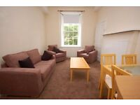 STUDENTS 17/18: Bright 3 bedroom HMO property in Sciennes available September - NO FEES!