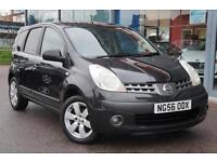 2006 NISSAN NOTE 1.6 SVE LEATHER, ALLOYS and CLIMATE