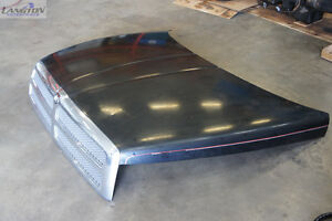 Hood with Grill for 94-02 Dodge Ram Pickup