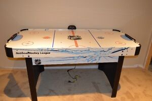 Electric Air Hockey game