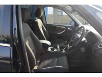2014 FORD S-MAX TITANIUM TDCI 163 2.0 AUTOMATIC 5 DOOR 7 SEATER MPV DIESEL