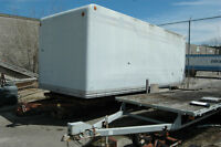 Construction Work Trailer - Reduced Price