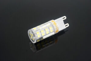 G9 LED Dimmable Light, Warm White 4 Watts3