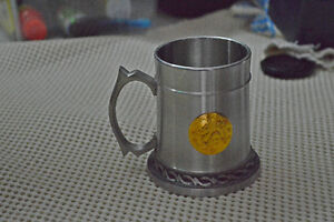 Hong Kong Pewter mug