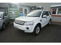 2011 LAND ROVER FREELANDER SD4 XS GREAT COLOUR FSH ESTATE DIESEL