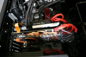 Top Parts Custom PC SLI GTX980Ti i7-6700k 32GB DDR4 Maximus Hero