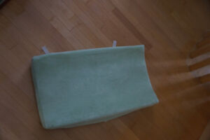 Changing Pad with straps and cover