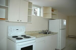 Available April 1st: Hydro Inclusive Bachelor Apartment